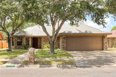 McAllen TX Single Family Home For Sale: $134,500