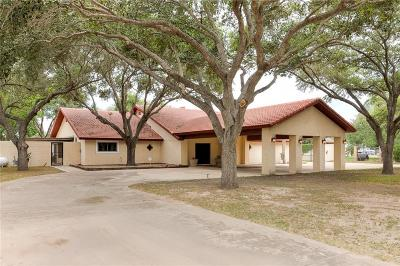 McAllen TX Single Family Home For Sale: $340,000
