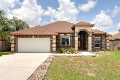 Harlingen Single Family Home For Sale: 23584 Sun Chase Circle