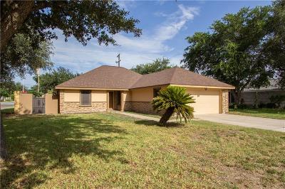 McAllen TX Single Family Home For Sale: $167,000