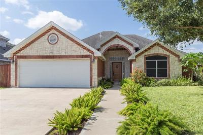 McAllen TX Single Family Home For Sale: $177,000