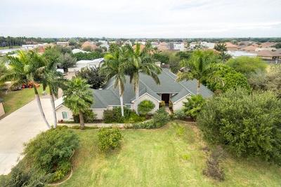 Mission Single Family Home For Sale: 2611 N Shary Road