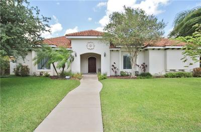 McAllen TX Single Family Home For Sale: $379,900