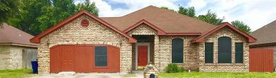 McAllen TX Single Family Home For Sale: $153,500