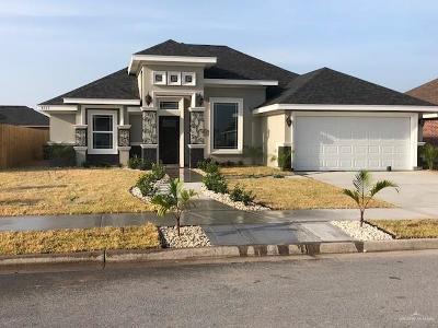 Harlingen Single Family Home For Sale: 8725 Osprey Street