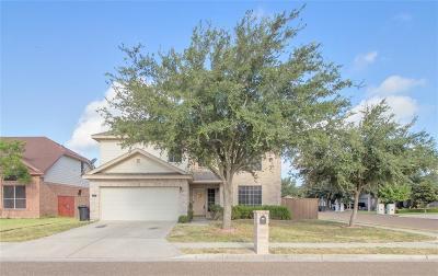 McAllen TX Single Family Home For Sale: $179,000