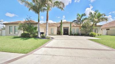 McAllen Single Family Home For Sale: 4213 S K Center Street