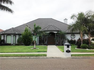 McAllen Single Family Home For Sale: 7433 N 5th Street