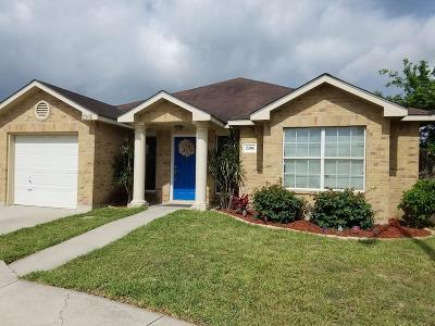 Weslaco Single Family Home For Sale: 2308 Sara Avenue