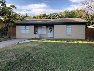 Cameron County Single Family Home For Sale: 907 E 2nd Street