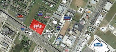 Harlingen Residential Lots & Land For Sale: 4201 S Expressway 77 Highway