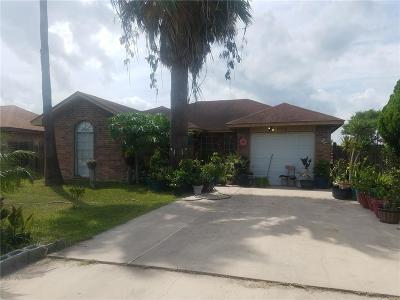 Pharr Single Family Home For Sale: 6804 Invierno Street