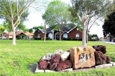 Weslaco Single Family Home For Sale: 1311 18th Street