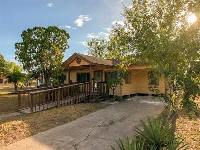 Mercedes Single Family Home For Sale: 805 S Virginia Avenue