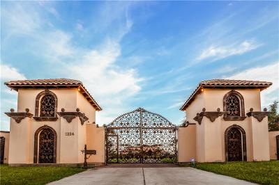 McAllen TX Single Family Home For Sale: $2,900,000