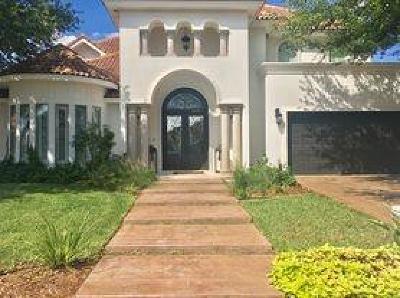McAllen Single Family Home For Sale: 4524 Tyler Avenue