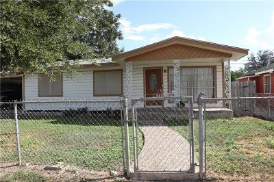 Pharr Single Family Home For Sale: 1116 E Lucas Street
