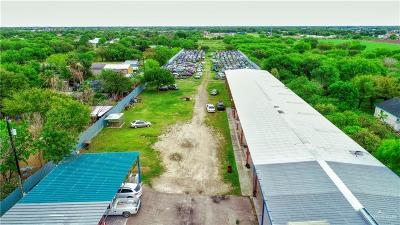 Mission Commercial For Sale: 6 1/2 Ml & Palm Drive