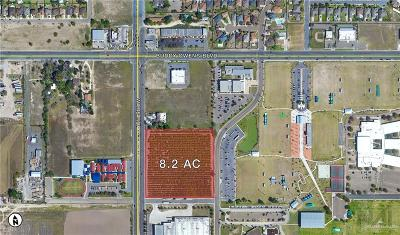 McAllen Residential Lots & Land For Sale: 3957 Ware Road