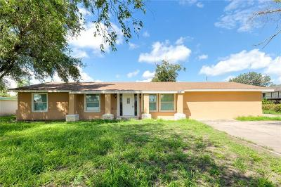 Weslaco Single Family Home For Sale: 1614 S Bridge Avenue