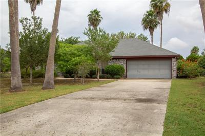 Harlingen Single Family Home For Sale: 26891 Baker Potts Road