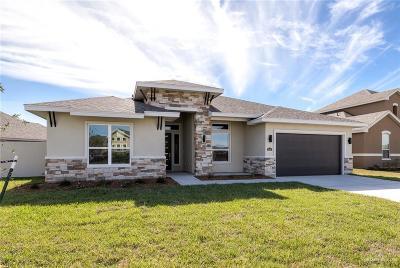 McAllen Single Family Home For Sale: 4405 Ensenada