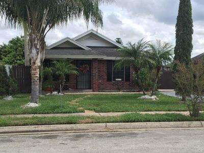 Brownsville Single Family Home For Sale: 2236 La Pesca Street