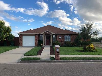 Pharr Single Family Home For Sale: 811 Sherryl Avenue