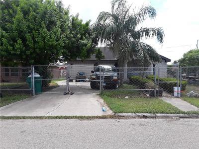 Pharr Single Family Home For Sale: 503 Green Jay Avenue