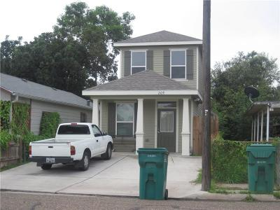 Pharr Single Family Home For Sale: 209 W Clark Avenue