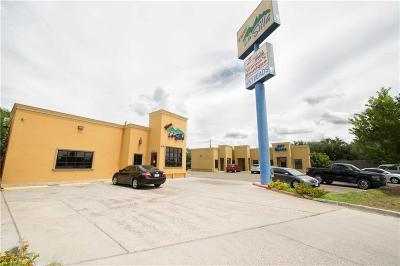 Mission Commercial For Sale: 806 W Expressway 83 Highway