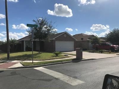 Pharr Single Family Home For Sale: 316 Universal Avenue