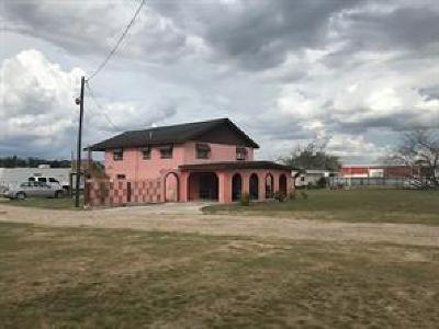 Mission Commercial For Sale: 11524 W State Highway 107 Highway