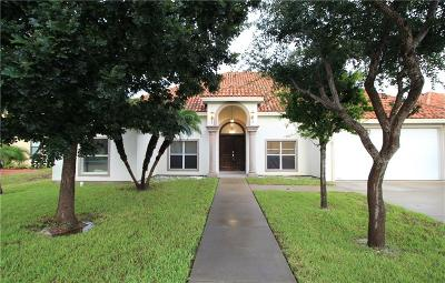 McAllen TX Single Family Home For Sale: $248,500