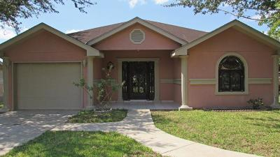 Edinburg Single Family Home For Sale: 3309 N Veronica Lane