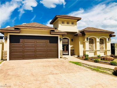 Edinburg Single Family Home For Sale: 2202 Liverpool Drive