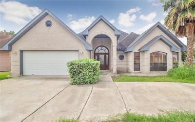 Pharr Single Family Home For Sale: 906 Delta Drive