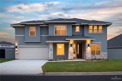 McAllen Single Family Home For Sale: 4404 Caddo Lane