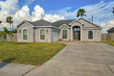 Weslaco Single Family Home For Sale: 1613 Key West Drive