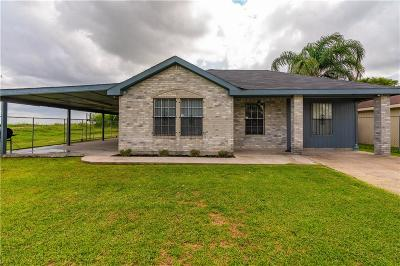 Weslaco Single Family Home For Sale: 4024 Mac Drive