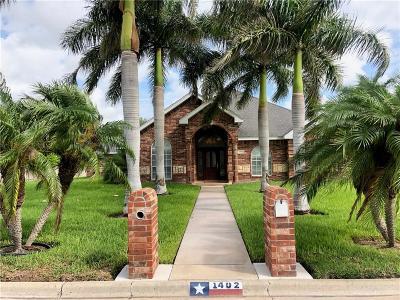 Weslaco Single Family Home For Sale: 1402 Edgewood Drive
