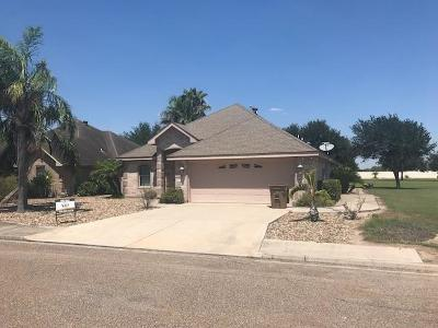 Edinburg Single Family Home For Sale: 3327 Country Club Drive