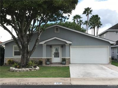 Alamo Single Family Home For Sale: 936 Santa Anna Drive