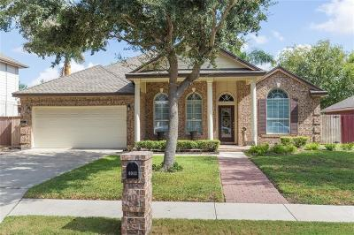McAllen TX Single Family Home For Sale: $199,000