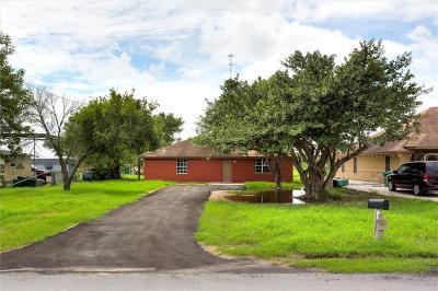 Weslaco Single Family Home For Sale: 1614 E Baker Street