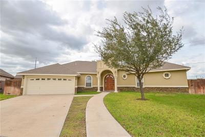 McAllen TX Single Family Home For Sale: $239,000
