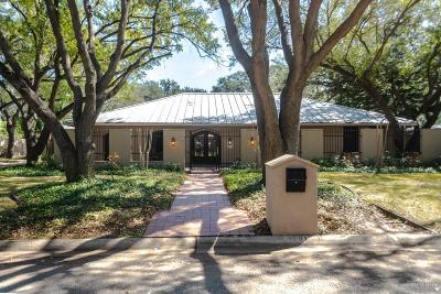 McAllen Single Family Home For Sale: 1001 S Cynthia Street
