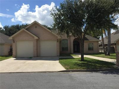 McAllen TX Single Family Home For Sale: $199,900