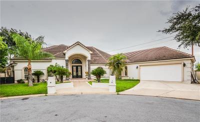McAllen Single Family Home For Sale: 617 E Ridgeland Avenue