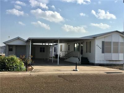 Mission Single Family Home For Sale: 2208 W Bogey Drive